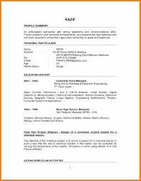 8 Cover Letter Sample For A Resume Hostess Resume