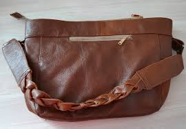 leather tote bag with zipper tutorial