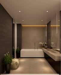 Image House Luxury Bathroom With No Windows Subtle Lighting Treatment design interior Luxe Badkamers Pinterest Luxury Bathroom With No Windows Subtle Lighting Treatment design