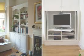 Living Room Alcove Improve Your Home With Custom Fitted Furniture Alcove Designs