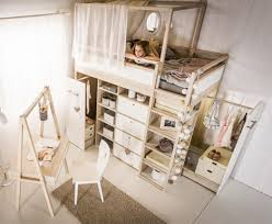 Simple All-in-One Wooden Furniture Series Grows with Kids | Designs & Ideas