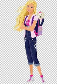barbie doll animation png clipart art
