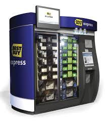 Best Buy Express Vending Machine Stunning Airport Gadget Kiosks From Best Buy