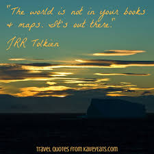 Travel Quote Tuesday J R R Tolkien Again Kavey Eats Gorgeous Tolkien Quotes
