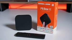 Tivi Box Xiaomi MDZ-22- AB/EU Đen (Black)