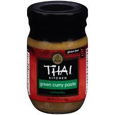 Thai Kitchen Yellow Curry Thai Kitchen Green Curry Paste 4 Oz Jar Walmartcom
