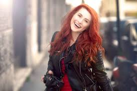 Red Hair Style what your hairstyle reveals about your personality readers digest 2619 by stevesalt.us