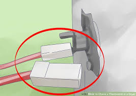 how to check a thermostat in a dryer 5 steps pictures image titled check a thermostat in a dryer step 4