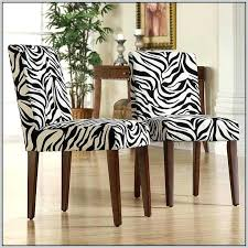 awesome zebra dining chair covers zebra dining room chair covers animal printed dining room chair covers designs