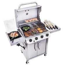 outdoor bbq grills. A Stainless Steel Gas Grill. Outdoor Bbq Grills