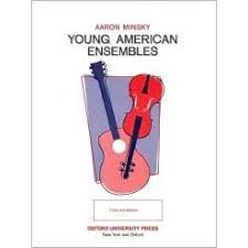 Young American Ensembles: Cellos and Basses by Aaron Minsky