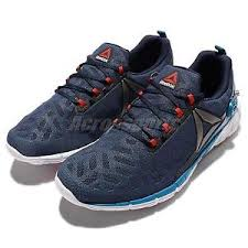 reebok mens running shoes. image is loading reebok-zpump-fusion-2-5-navy-blue-mens- reebok mens running shoes