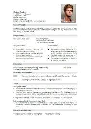 Write A Good Resume Good Student Essay College Student Resume