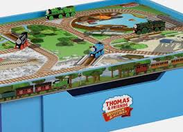 wooden railway grow with me play table the biggest big ticket from the island of sodor is by far this room anchoring play table