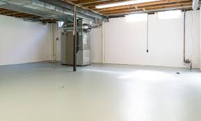 ok so no it s not a finished basement by any means but it s clean it s dry it s pleasant to be in and it makes for a great storage space