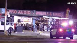 1 Killed, 2 Wounded in Santa Ana Shooting | KTLA