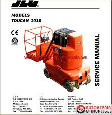 jlg service manual toucan 1010 auto repair manual forum jlg service manual toucan 1010 size 3 25mb language english type pdf pages 89