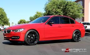 Niche Essen Wheels on 2013 BMW 335i w/ Specs Wheels