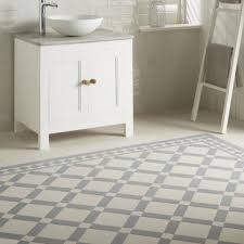 floor tile borders. Modified Falkirk Victorian Floor Tile Pattern With Kingsley Border In Dover White And Grey, Shown A Filed Of Tiles. Borders