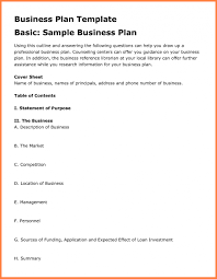 executive business plan template business contingency plan template example of business plan