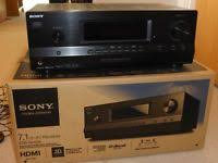 sony surround sound home cinema for gumtree sony str dh520 7 1 home cinema surround sound amp