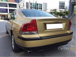 volvo s60 2002 gold. 2002 volvo s60 lpt sedan gold