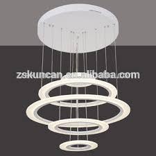 led chandelier lights. Circle Large Led Chandelier Light For Hotel Lobby Lights