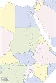 نهر النيل خريطة مجانية, خريطة خاليه من الفراغ, خريطة الخطوط العريضة, خريطة  القاعدة الحرة هيدروغرافيا, دول, اللونخريطة فارغة