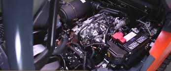 An Inside Look at the Toyota Internal Combustion Forklift Engine ...