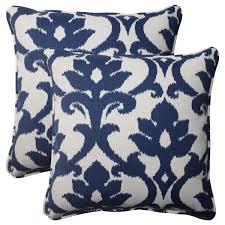blue throw pillows  home decorator shop