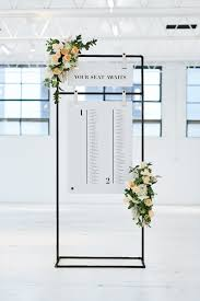 Signage Stand Hire For Weddings And Events Melbourne State