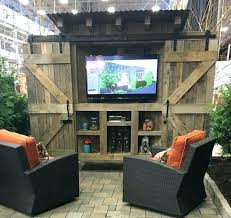 outdoor tv cabinet outdoor cabinet ideas reclaimed wood rustic outdoor cabinet with by outside cabinet ideas outdoor tv cabinet