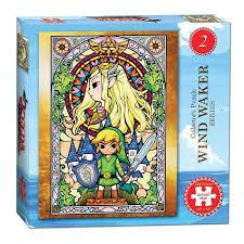 puzzle collector the legend of zelda
