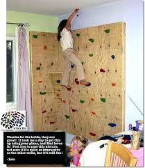 building a climbing wall kids rock climbing wall best rock climbing walls ideas on rock climbing how to build a