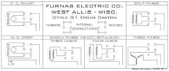 furnas drum switch wiring diagram furnas image wiring diagram for drum switch the wiring diagram on furnas drum switch wiring diagram