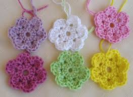 Easy Crochet Flower Patterns Free Interesting Beautiful Small Crochet Flowers Free Patterns Small Easy Crochet