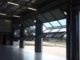 folding garage doors. CFA Geelong West 11.jpg Folding Garage Doors