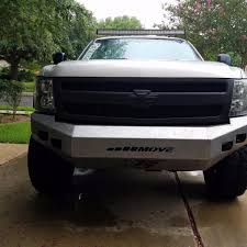 Weld It Yourself 2007.5-2013 Chevy 1500 Bumpers - MOVE