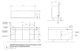 sketch plan elevation of sofa living room chairs l shaped ca