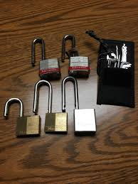 how to pick a master lock. Finally Found Unwanted Locks!! I May Try Impressioning If Can Find Master Blanks Some Time. How To Pick A Lock