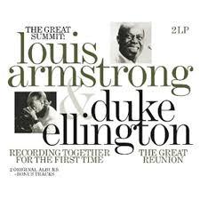 <b>Louis Armstrong</b> & <b>Duke Ellington</b> The Great Summit DMM 180g ...