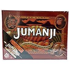 Real Wooden Jumanji Board Game Amazon Jumanji The Game In Real Wooden Box Toys Games 90