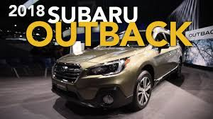 subaru neuheiten 2018. interesting subaru 2018 subaru outback and ascent concept first look  2017 new  york auto show to subaru neuheiten