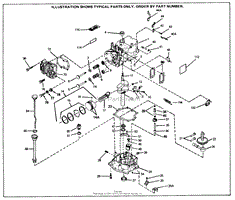 tecumseh sbv sbv 318 parts diagram for engine parts list engine parts list