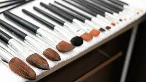 clean makeup brushes faster with this
