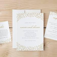 free diy wedding invitations free guide wedding invitation template gold dots word or pages of
