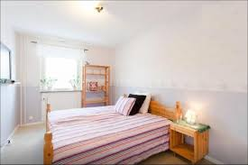 Female Room Painting Design Big Fresh And Confortable Private Bedroom For Female