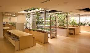 Japanese office design Desk Urban Farm At Pasona Tokyo Headquarters Is Nine Story High 215000 Square Foot Corporate Office Building For Japanese Recruitment Company Pasona Group The Hathor Legacy Kono Designs Urbanfarm