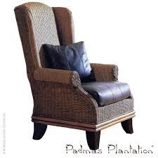 bali wing chair padma s plantation