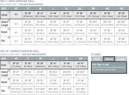 Stormtech Size Chart Stormtech Mens Hurricane Shell Sports Apparel Detectivi Iasi